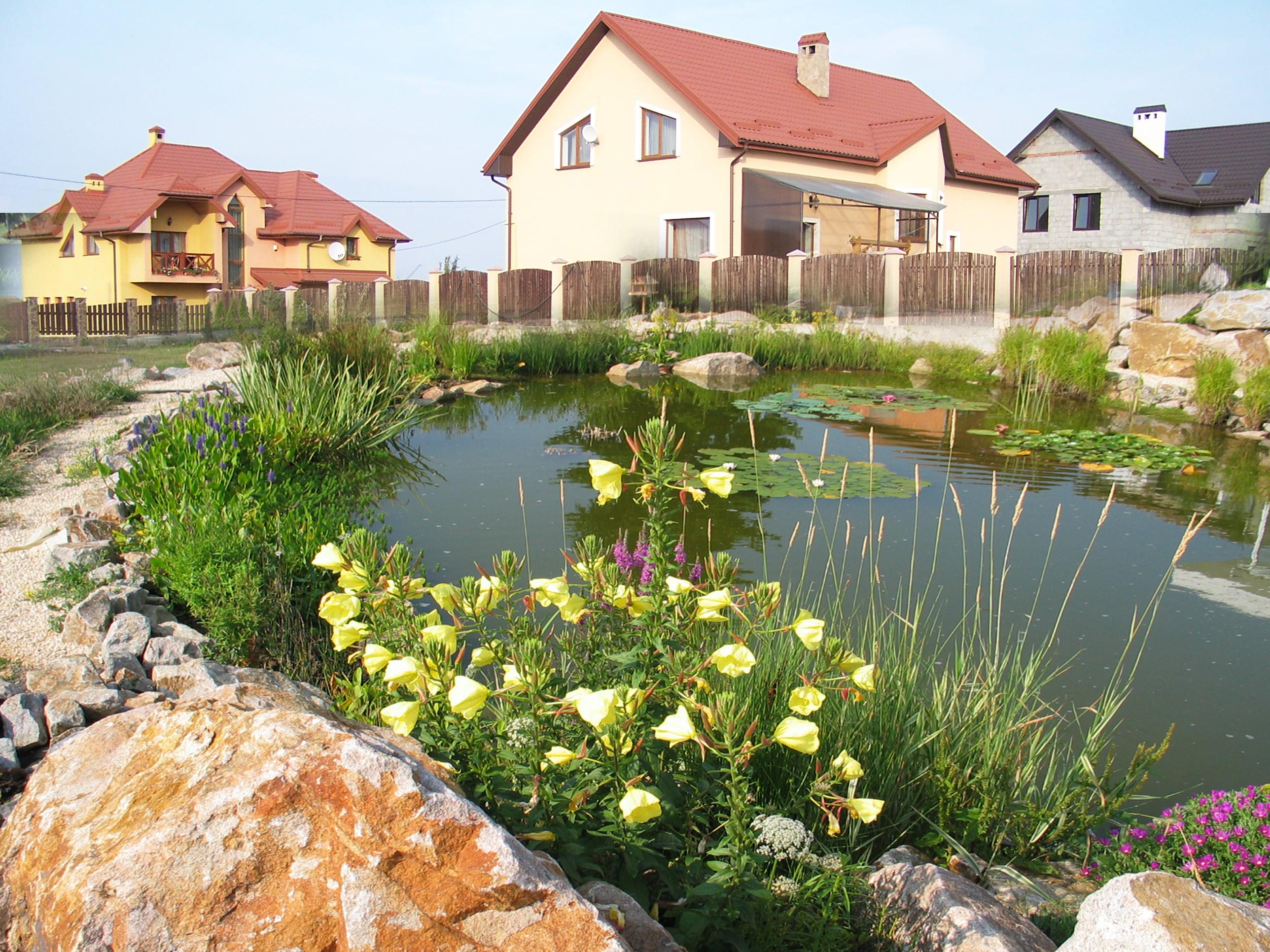 Будівництво штучної водойми всі етапи робіт