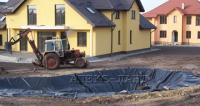 строительство пруда пошагово