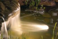 освещение водоема
