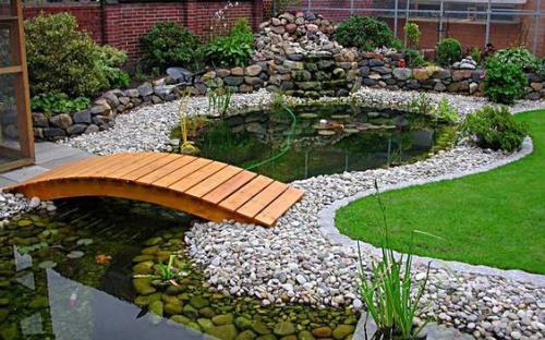 декоративна штучна водойма, джерело:backyardboss.net