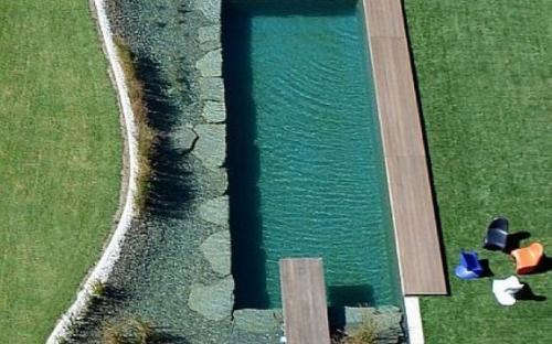 біо-басейн, джерело Home Design Directory